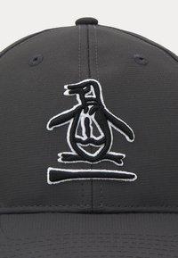 Original Penguin - PETE OVER TEE - Kšiltovka - castlerock - 3