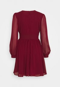 TFNC - DANYA MINI DRESS - Day dress - burgundy - 1