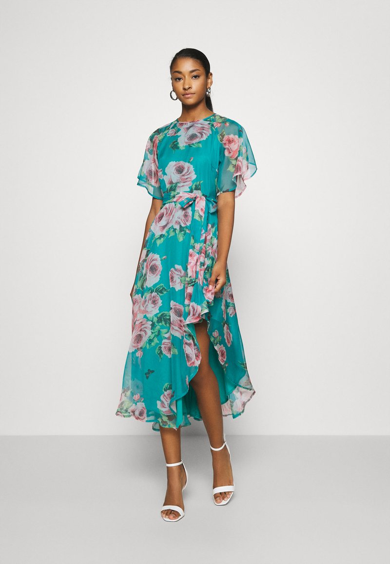 U Collection by Forever Unique - Cocktail dress / Party dress - teal