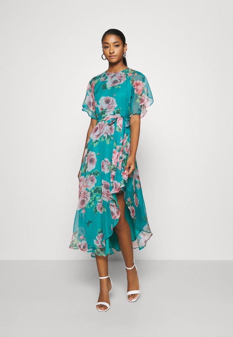 U Collection by Forever Unique - Vestito elegante - teal