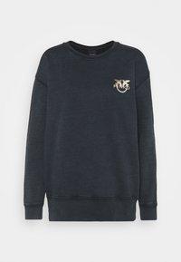 Pinko - SANO MAGLIA - Sweatshirt - black - 4