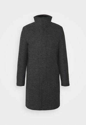 STAND - Classic coat - anthracite