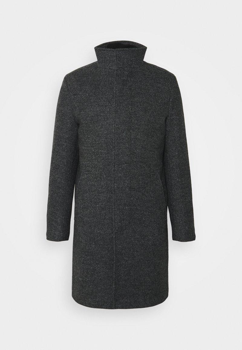 Esprit - STAND - Classic coat - anthracite