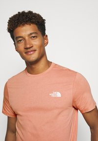 The North Face - MENS SIMPLE DOME TEE - Basic T-shirt - pink clay - 3