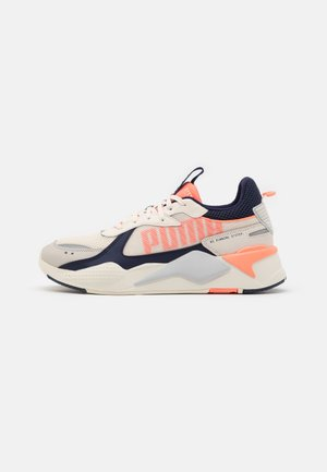 RS-X BOLD - Trainers - whisper white/enrgy peach