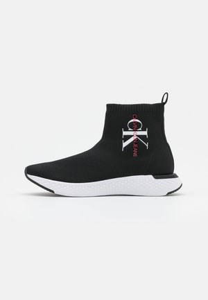 ADALEA - High-top trainers - black