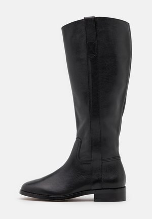 WINSLOW KNEE HIGH BOOT - Boots - true black