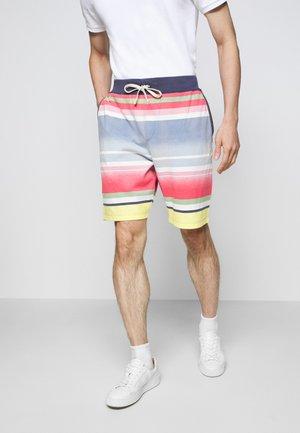 Shorts - french blue/multi