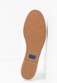 Keds - TRIPLE FESTIVAL FLORAL - Sneakersy niskie - cream - 6