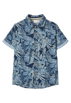 HEMD TROPEN BLATTPRINT - Shirt - blueprint