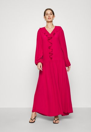 DRESS BLAIR - Maxi šaty - persian red