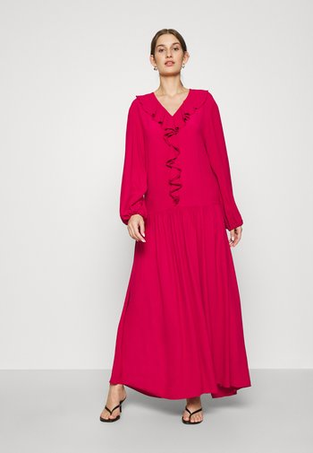 DRESS BLAIR - Maxi dress - persian red