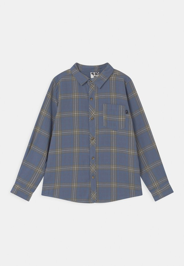 RUGGED LONG SLEEVE - Košile - blue