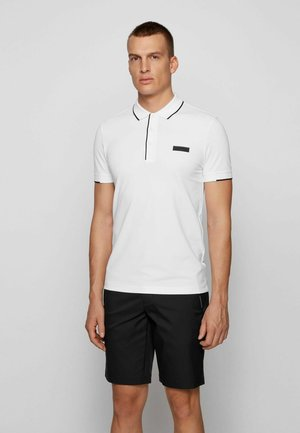 PAUL BATCH - Poloshirt - white
