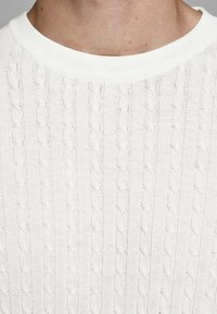 Jack & Jones PREMIUM - Neule - blanc de blanc - 3