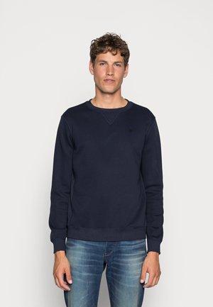 PREMIUM CORE R SW L\S - Sweatshirt - sartho blue