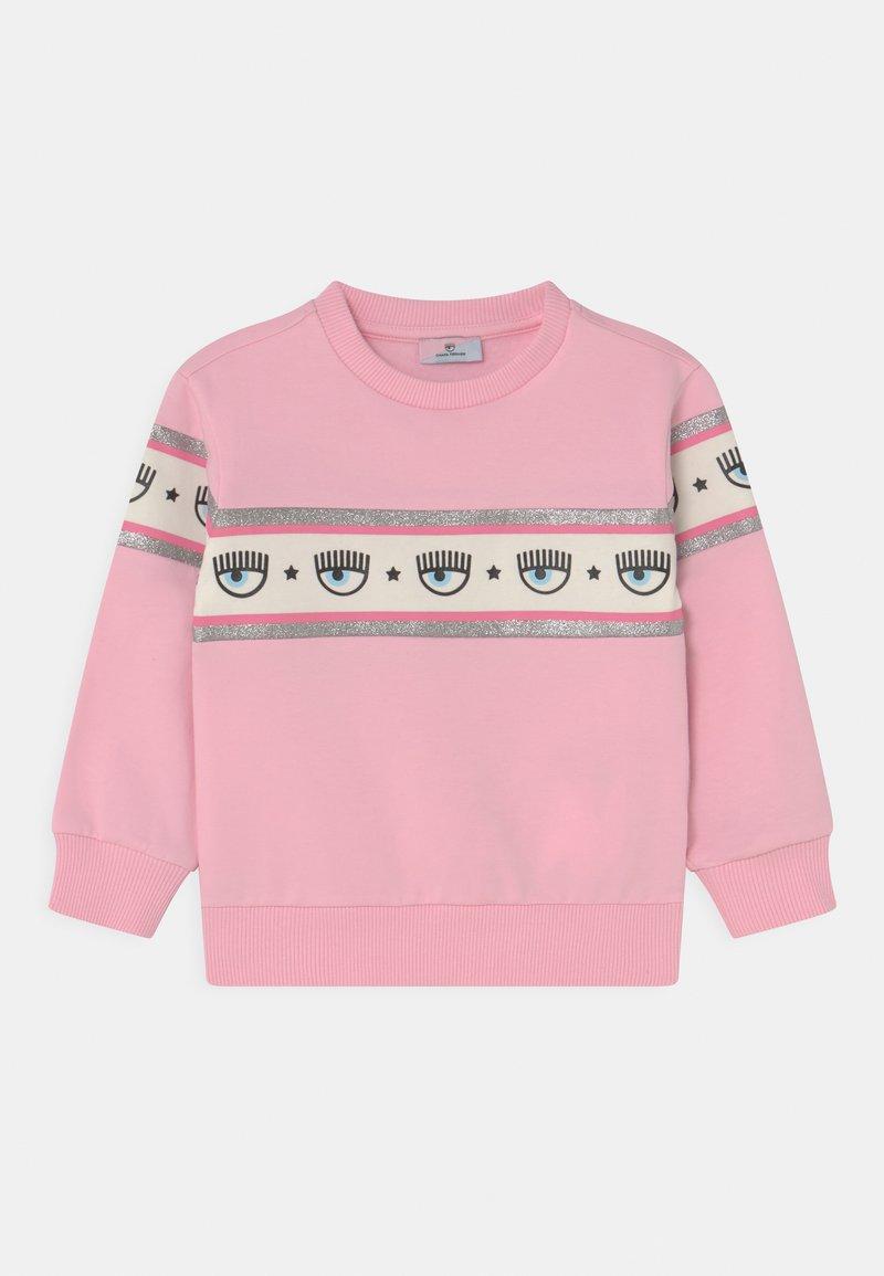 CHIARA FERRAGNI - Sweatshirt - rosa fairy tail