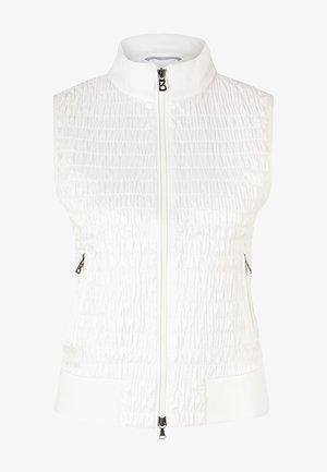 YLVA - Bodywarmer - off-white