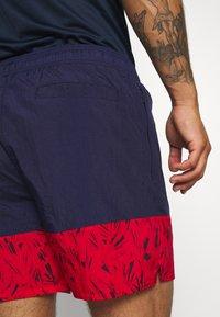 Nike Performance - FRANKREICH FFF SHORT - Pantalón corto de deporte - blackened blue/university red - 5