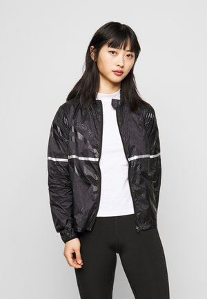 ONPONAY TRAINING JACKET - Bomber Jacket - black