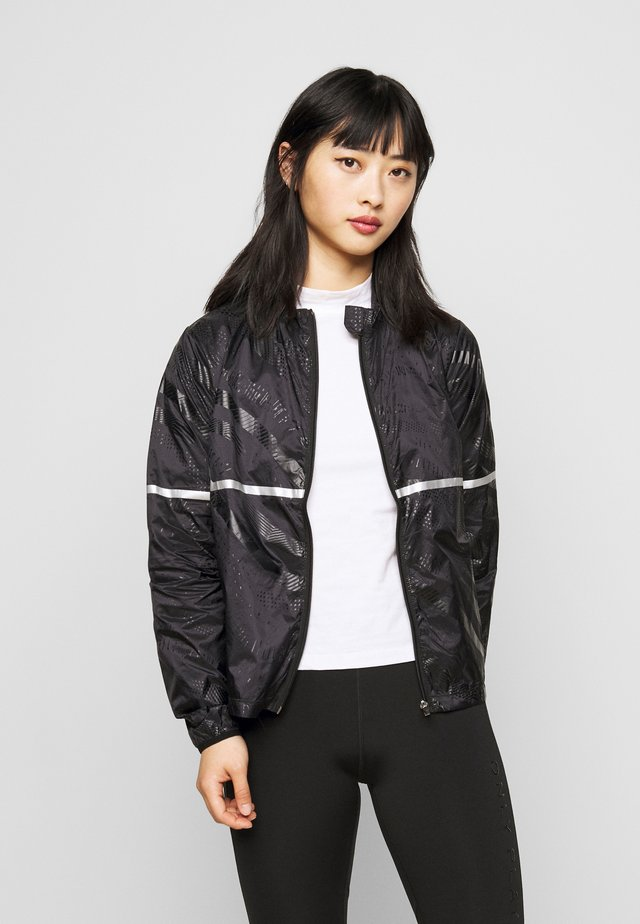 ONPONAY TRAINING JACKET - Blouson Bomber - black