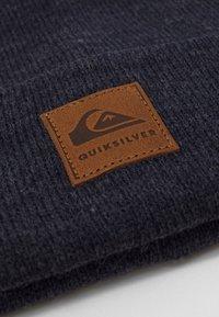 Quiksilver - BRIGADE - Beanie - navy blazer - 2