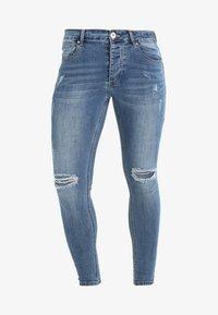 LUMOR - Jeans Skinny Fit - lightwash