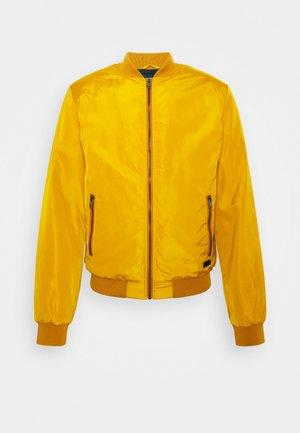 Bomber Jacket - yellow