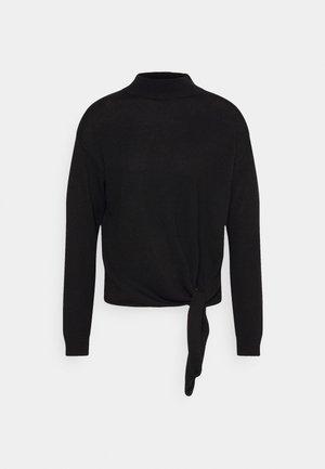 POTEN - Pullover - black
