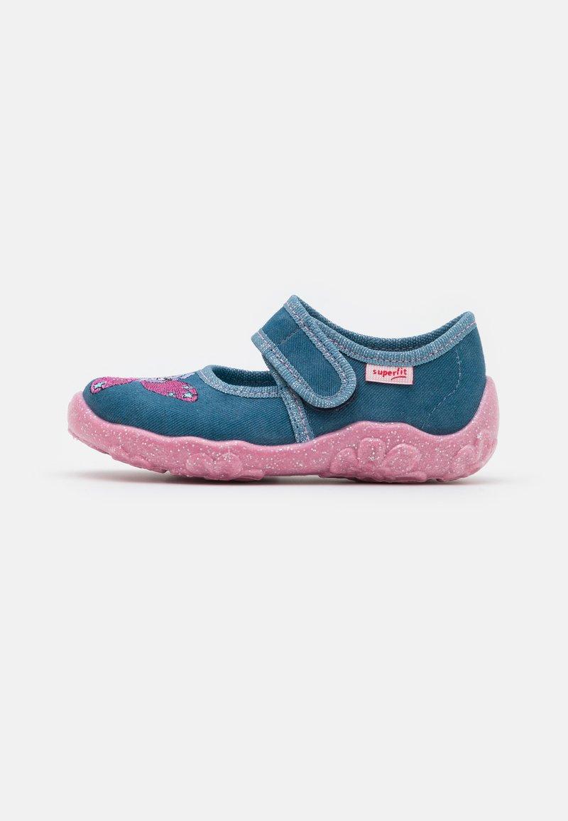 Superfit - BONNY - Pantoffels - blau