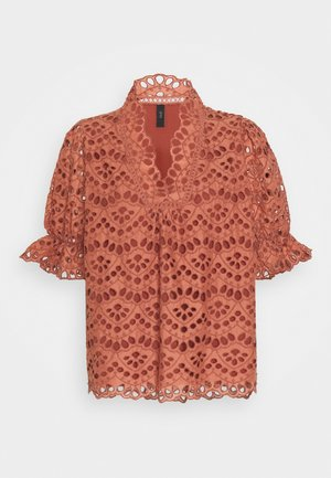 YASVALANTA ICON - Blouse - cedar wood