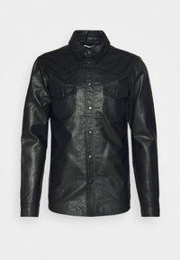 Tiger of Sweden Jeans - TITO - Leather jacket - black - 5