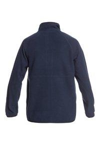 Quiksilver - BUTTER YOUTH  - Fleece jacket - dark blue - 1
