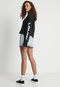 Levi's® - DECONSTRUCTED SKIRT - A-line skirt - whats the damage - 2