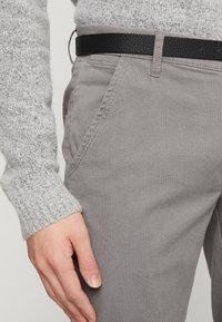 Lindbergh - Chino kalhoty - silver - 3