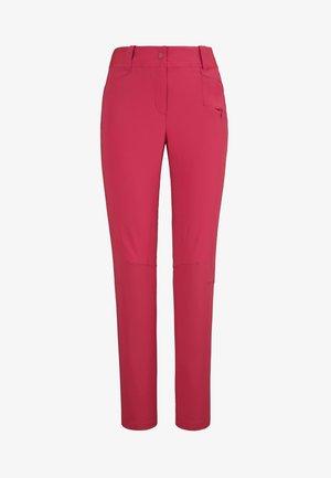 WANAKA STRETCH PT  - Pantalon classique - rouge
