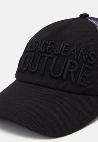 Versace Jeans Couture - BASEBALL WITH PENCES UNISEX - Kšiltovka - nero - 3