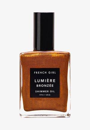 SHIMMER OIL - Olio corpo - lumière bronze