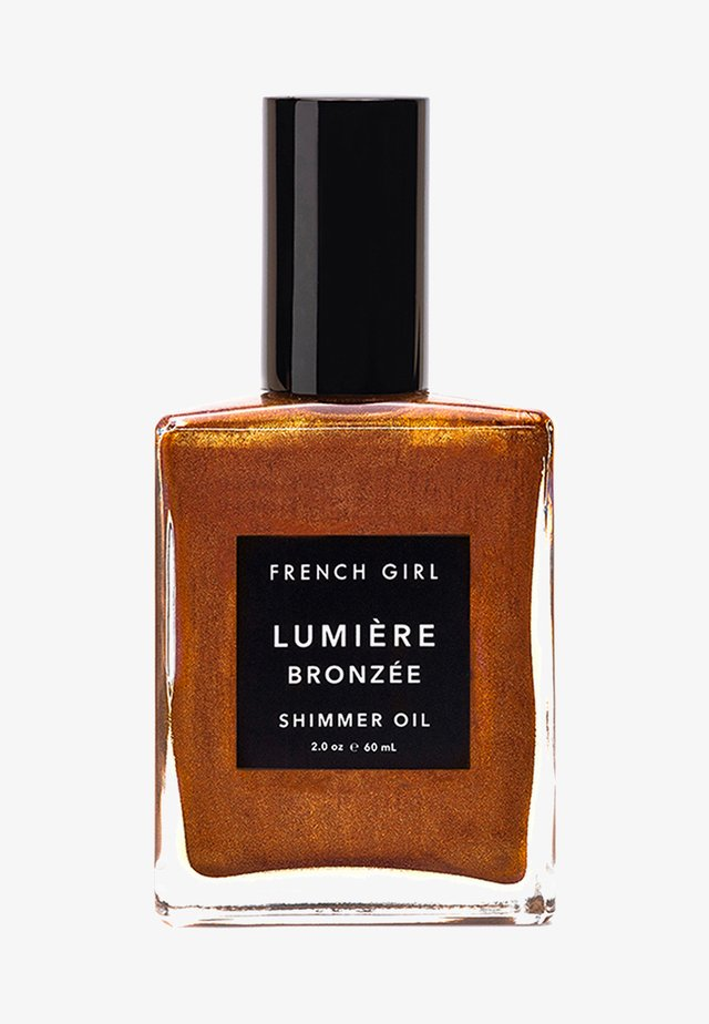 SHIMMER OIL - Lichaamsolie - lumière bronze