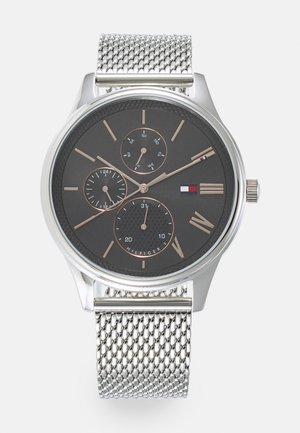 DAMON - Watch - silver-coloured/grey