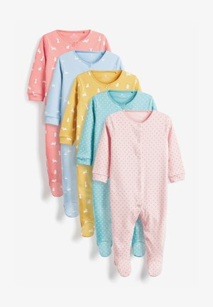 SET - Sleep suit - multi-coloured