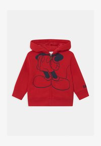 GAP - TODDLER BOY MICKEY MOUSE  - Zip-up hoodie - modern red - 0