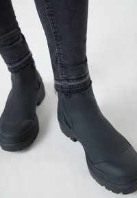 PULL&BEAR - Jeans Skinny Fit - black - 7