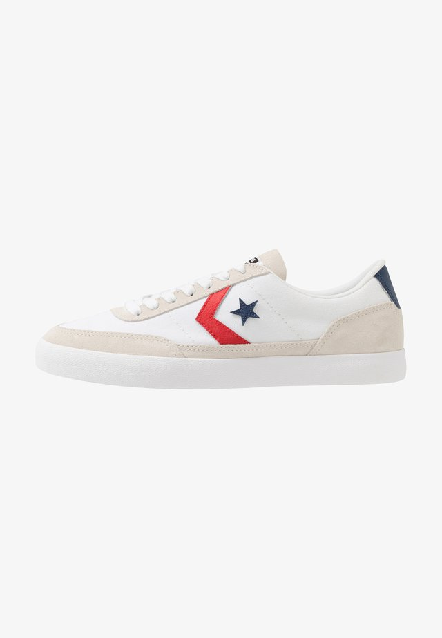 NET STAR CLASSIC - Trainers - white/university red/navy