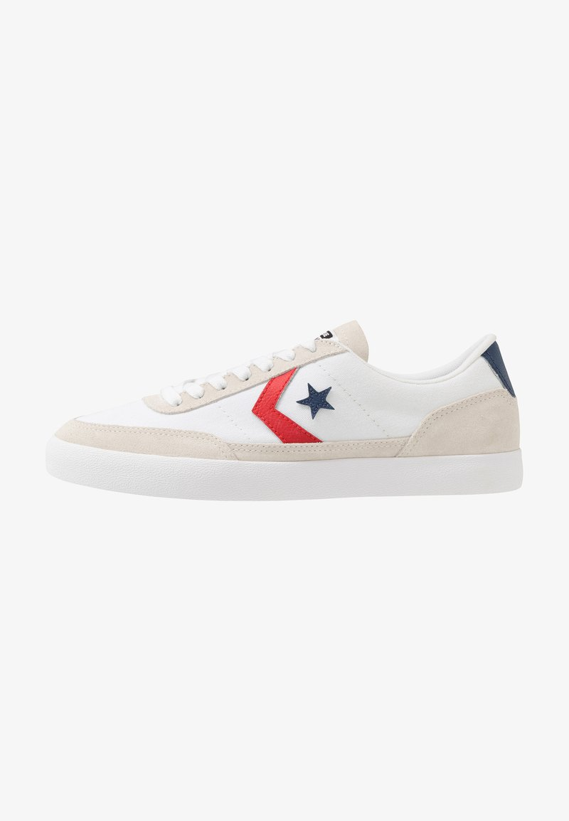 Converse - NET STAR CLASSIC - Baskets basses - white/university red/navy