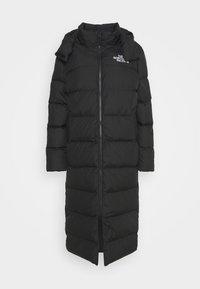 The North Face - TRIPLE PARKA - Down coat - black - 5