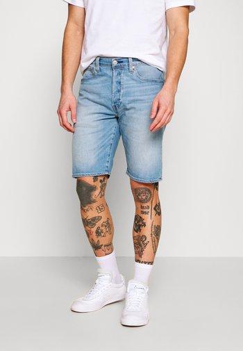 501 HEMMED UNISEX - Jeansshorts - bratwurst ltwt shorts