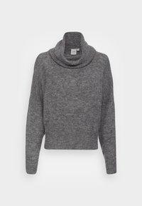 IHKAMARA  - Jumper - dark grey melange