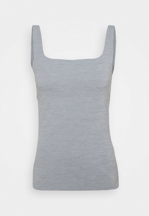 THE YOGA LUXE TANK - Top - particle grey