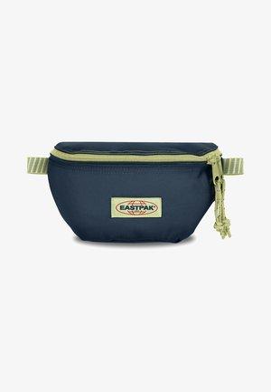 SPRINGER - Bum bag - blakout stripe icy